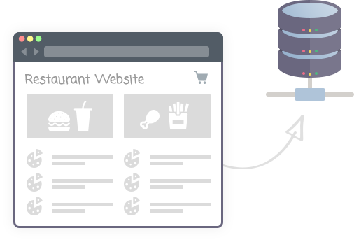 Restaurant menu api for fetching the online menu